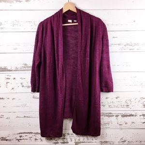 ANTHROPOLOGIE YELLOW BIRD Knit Cardigan Sweater